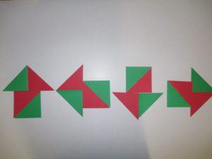 三角パズル6